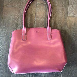 New Lodis Audrey Patty Tote Handbag Purse Orchid